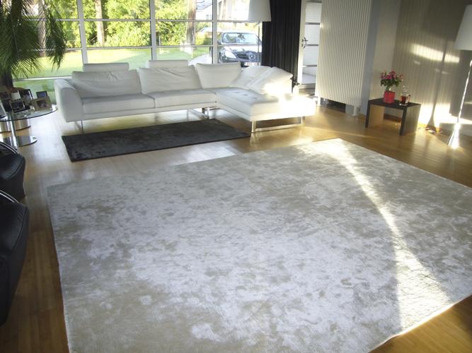 tapis en viscose lina carpets. Black Bedroom Furniture Sets. Home Design Ideas